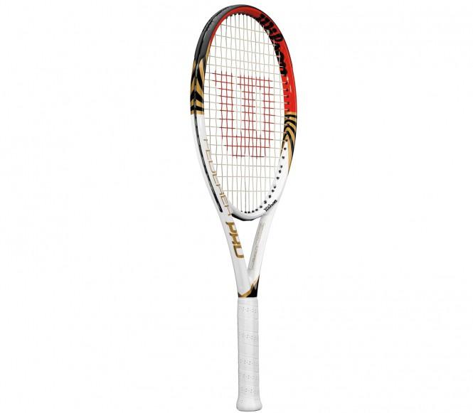 Wilson Federer Pro (uppträdda) tennisrack L2 (4 1/4)