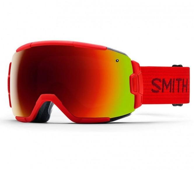 Vice Skibrille (rot/grau)