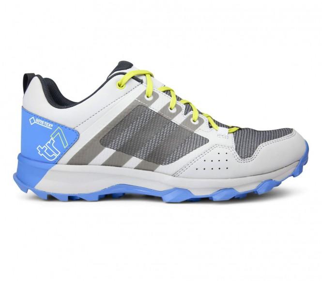 Adidas Kanadia 7 TR GTX Heren Hardloopschoenen (blauw-grijs) EU 47 1-3 UK 12