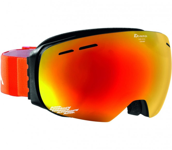 Alpina - Granby MM Skibrille (orange)