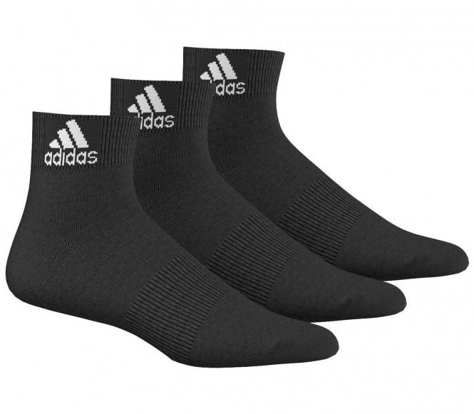 Kousen en sokken adidas Ankle 3 paires