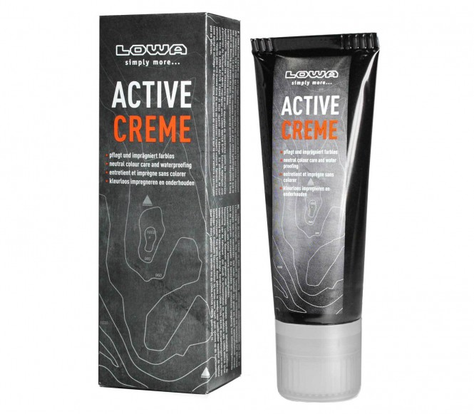 Lowa - Active Creme - 20 ml (farblos)