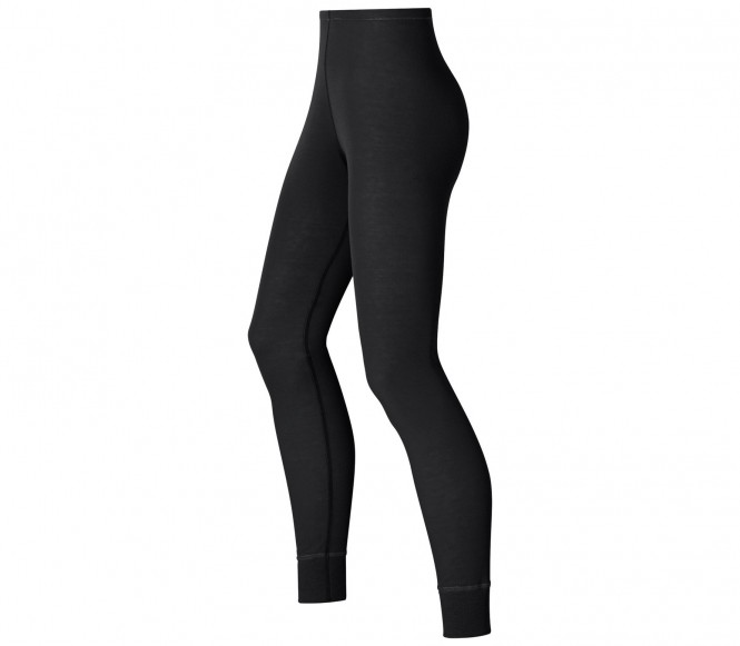 Odlo Ladies Pants Long Warm Black (L)