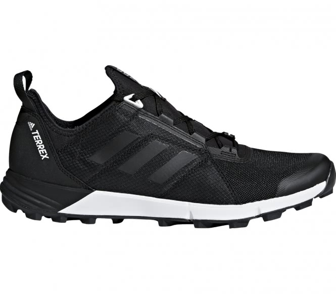 adidas - Women's Terrex Agravic Speed - Trailrunningschuhe Gr 4,5 grau/beige