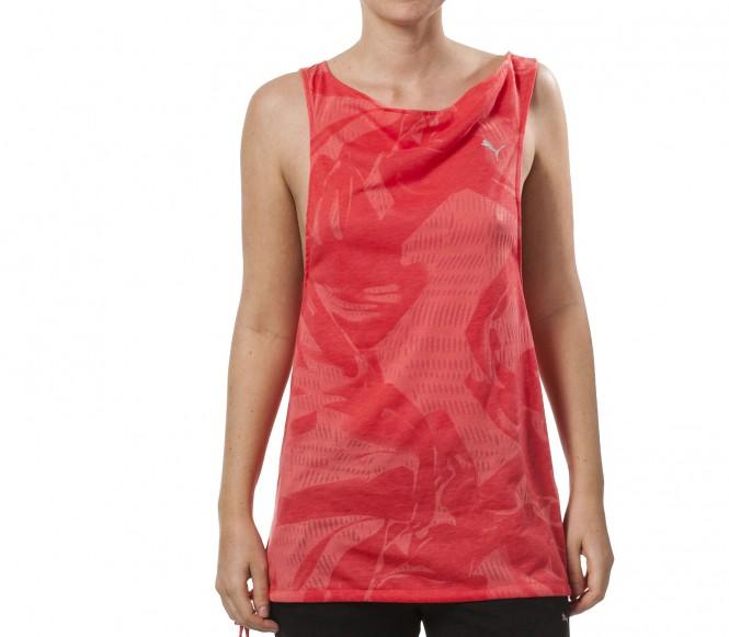 Puma Studio Yogini Dam Träningsshirt (orange) L