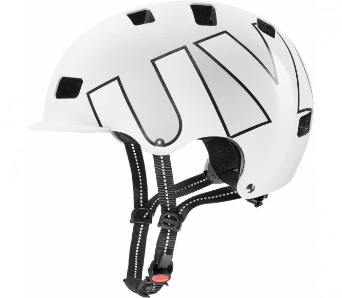 Uvex - HLMT 5 Bike Pro Bike Helm (weiß/schwarz)...