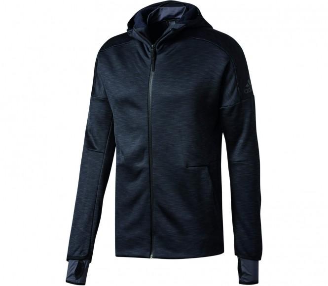 Adidas Z.N.E Fullzip Climaheat Heren fitness capuchon (zwart) S