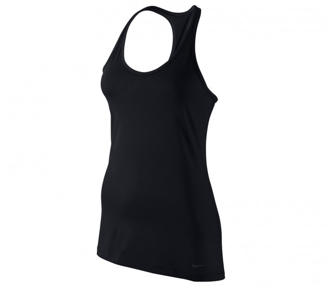 Nike Get Fit women's training tank shirt (black) XS