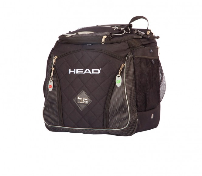 Rebels Heatable Skischuhtasche (schwarz)