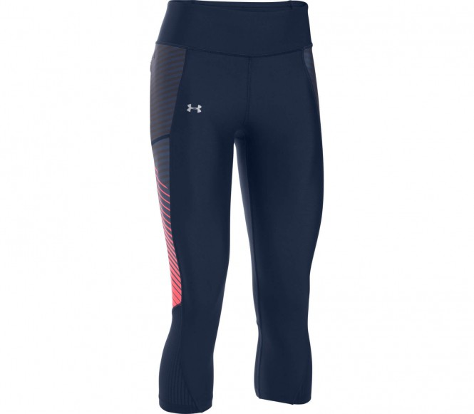 Under Armour - Fly By Printed Dames Hardloop tights