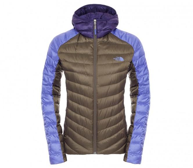 The North Face TONNERRO Gewatteerde jas new taupe green/starry purple/garnet purple