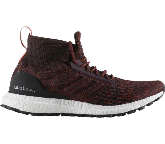 Adidas - Ultra Boost ATR Hommes chaussure de course (pourpre/noir) - EU 42 - UK 8 rouge