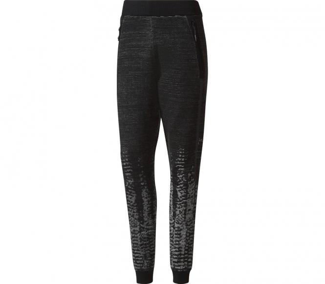 Z.N.E. Pulse Knitted Damen Trainingshose (schwarz) - L