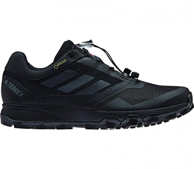 Adidas - Terrex Agravic Gtx Damen Mountain Running Schuh (schwarz/blau) - EU 36 2/3 - UK 4 RQEqC4y97F