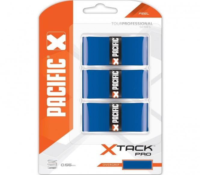 Balles de tennis accessoires - PACIFIC X TACK PRO  LOT DE 3  BLANC