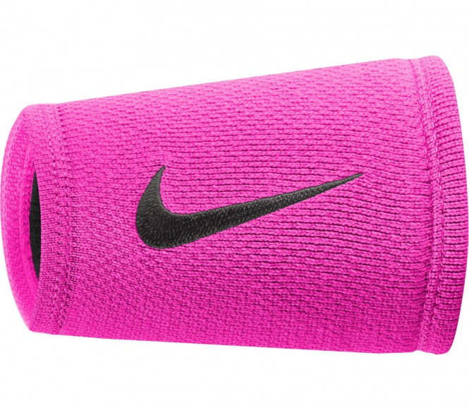 Nike - Dri-Fit Stealth Doublewide Wristbands (p...