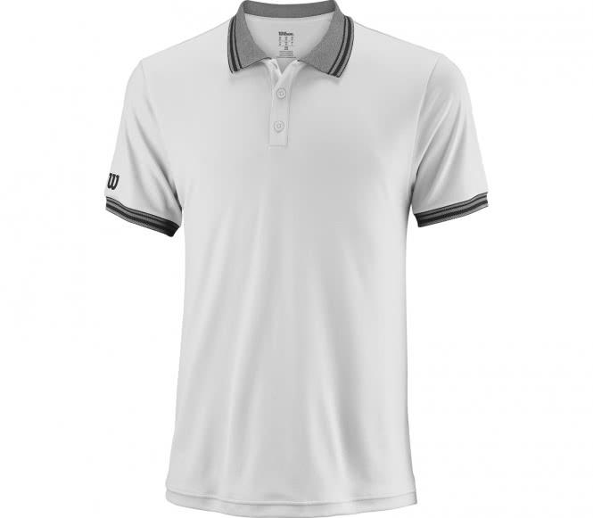 Wilson - Team Herren Tennispolo (weiß) - XXL