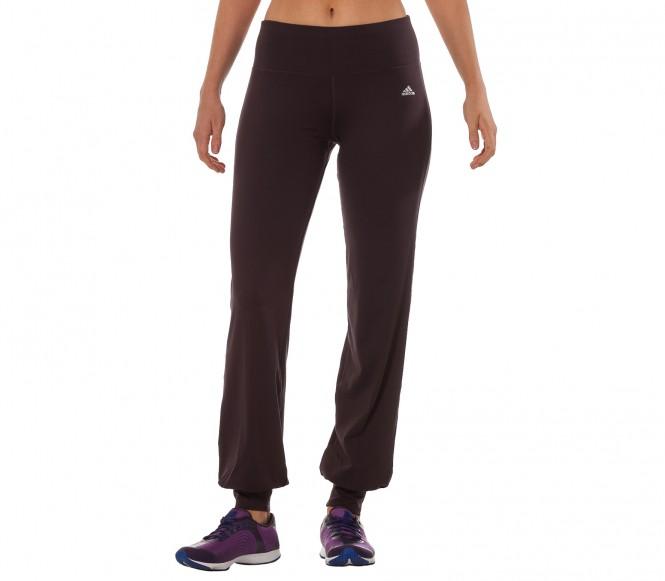 ADIDAS PERFORMANCE Yoga-broek met hoge band