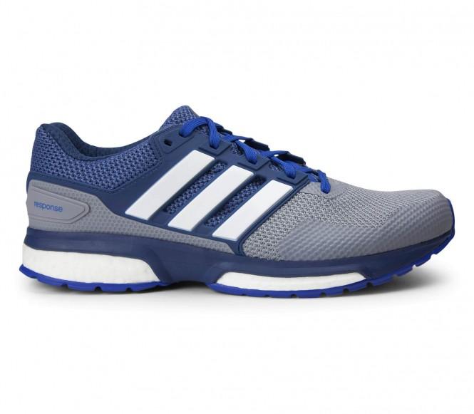 Adidas Response Boost 2 Heren loopschoen EU 45 1-3 UK 10,5 donker blauw