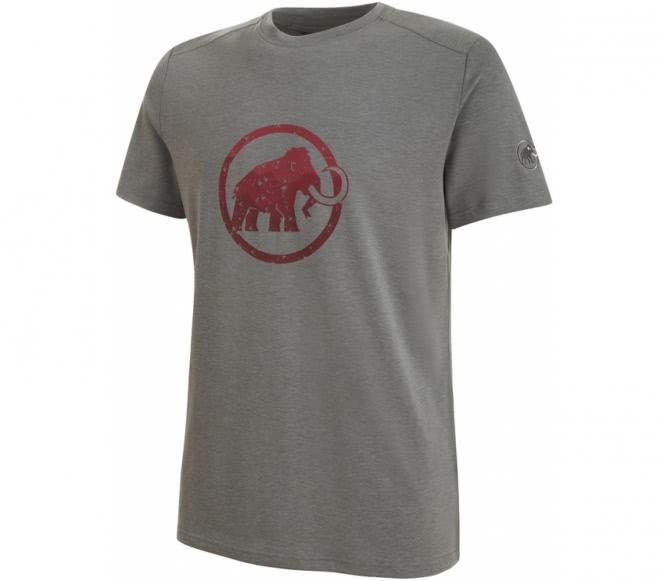 Mammut trovat hommes fonction t chemise grisrouge s