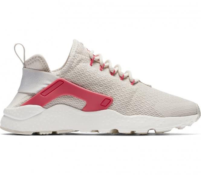 Nike - Air Huarache Run Damen Sneaker (weiß/rot...