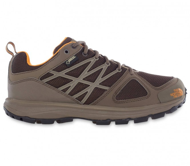 The North Face Litewave GTX herr multifunktionsskor (dunkelbraun) EU 445 US 11