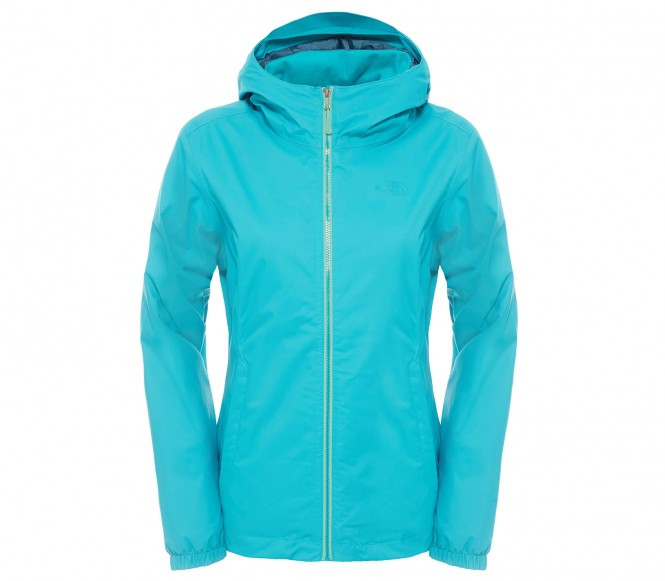 The North Face Quest Insulated dam shelljacka (turkos) L