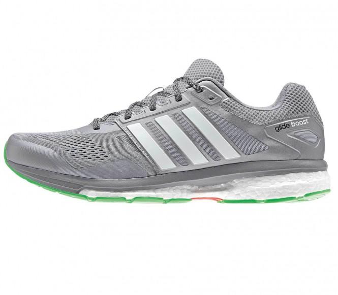 Adidas Supernova Glide 7 men's running shoes (grey/white) EU 43 1/3 UK 9