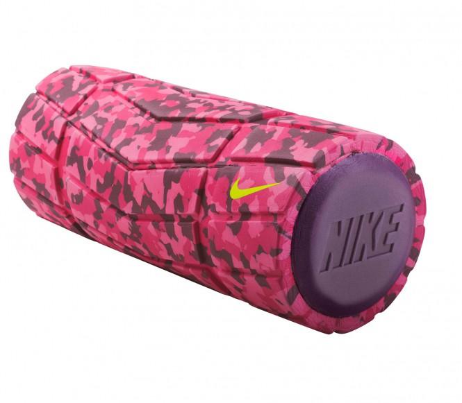 Nike Textured Fitness Foam Roller (pink)