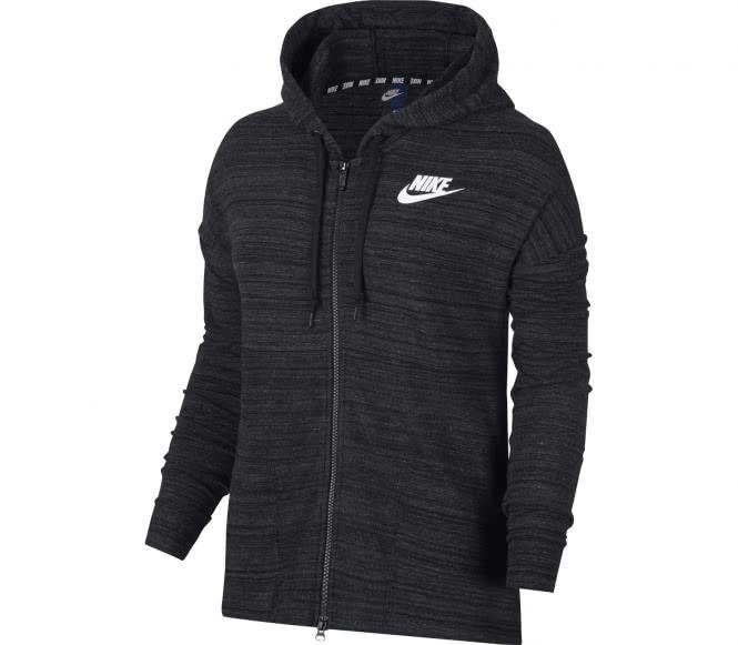 Advance 15 Knit Damen Jacke (schwarz/weiß) - S