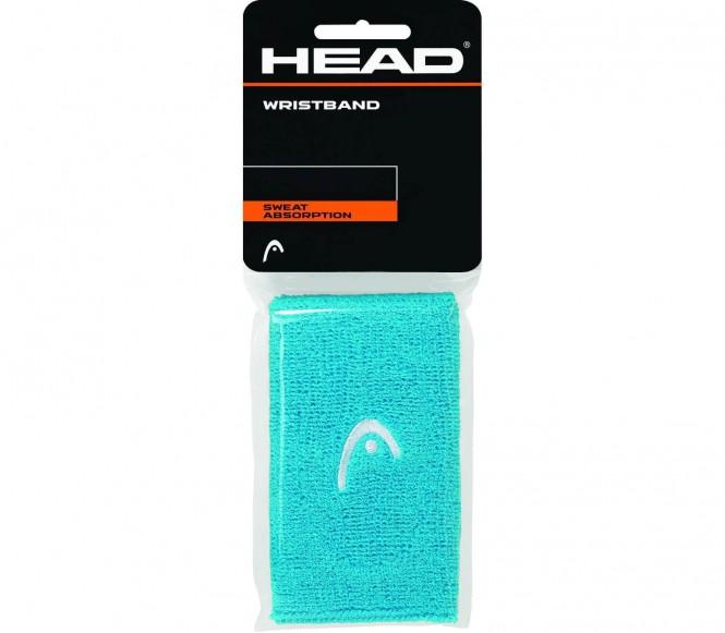 Head - Wristband 5´ (blau)