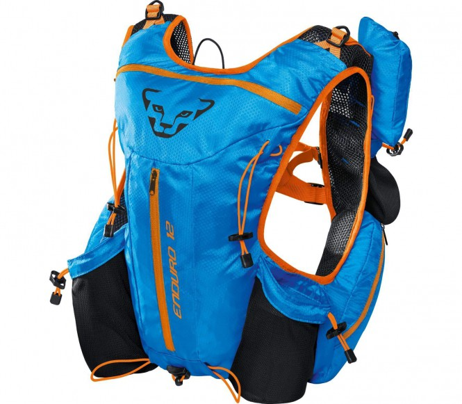 Dynafit - Enduro 12 Trail Rucksack (blau/orange...