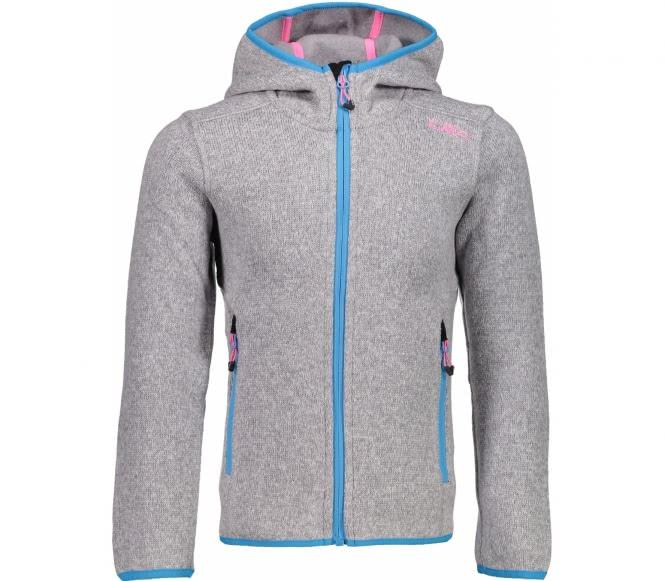 CMP - Fix Hood Jacket veste hybride pour enfants (gris) - 152