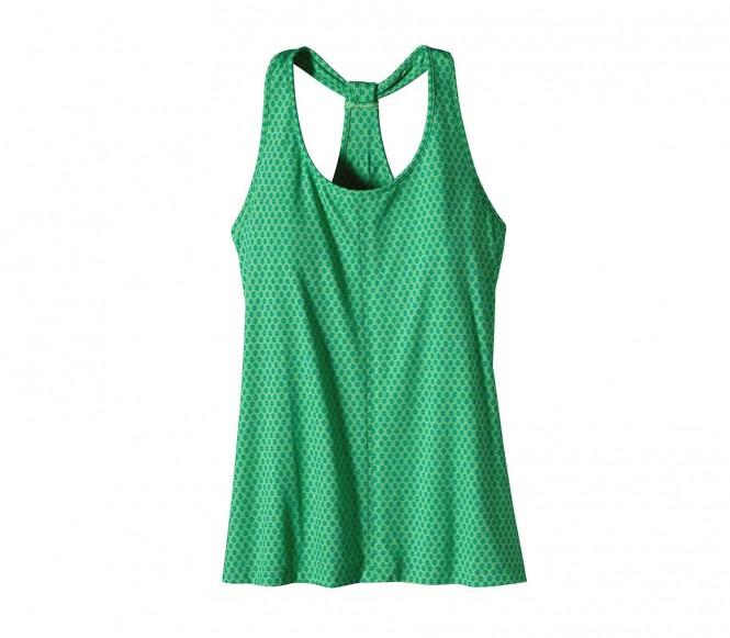 <strong>Patagonia</strong> kiawah femmes tankshirt vert l
