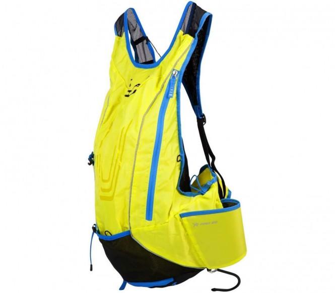 Dynafit - X7 Pro Trail Rucksack (gelb/blau)