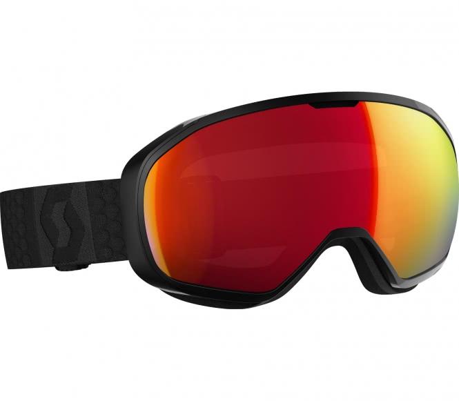 Scott - Fix Skibrille (schwarz)