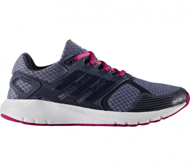Adidas - Duramo 8 chaussures de running pour femmes (bleu foncé/rose) - EU 39 1/3- UK 6