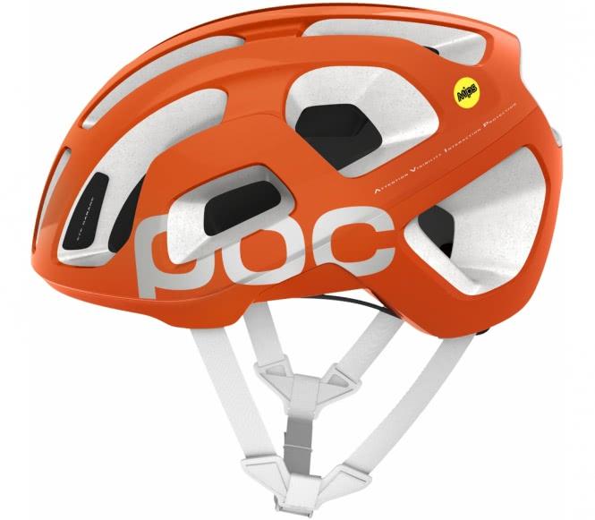 POC - Octal AVIP MIPS Unisex Bike Helm (orange/...