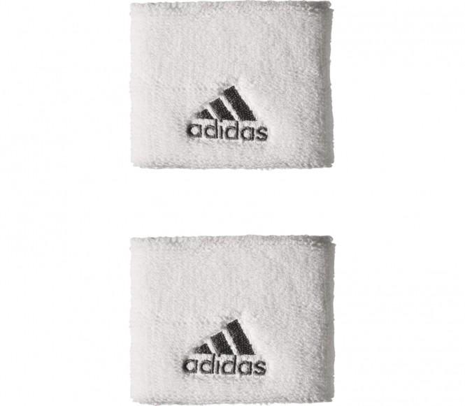 Adidas - Schweißband S (weiß/grau)