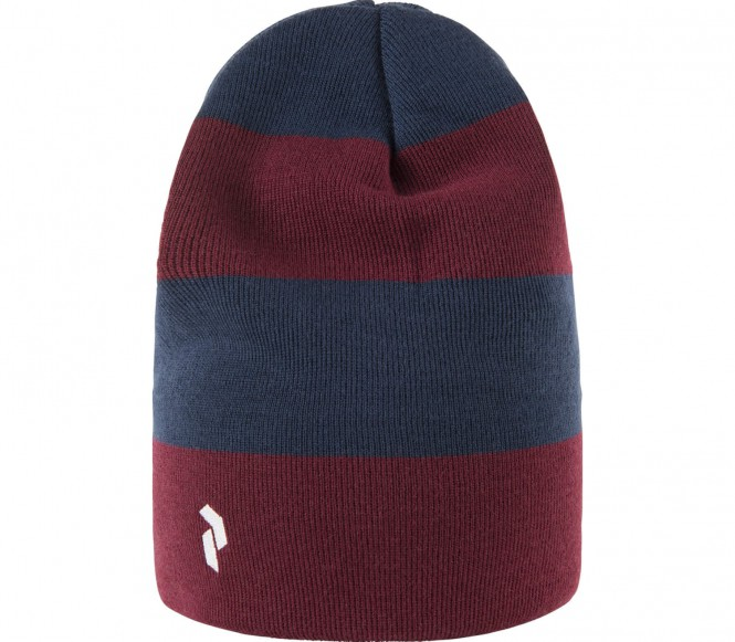 Peak Performance - Pipeline Hat Beanie (rot/dun...