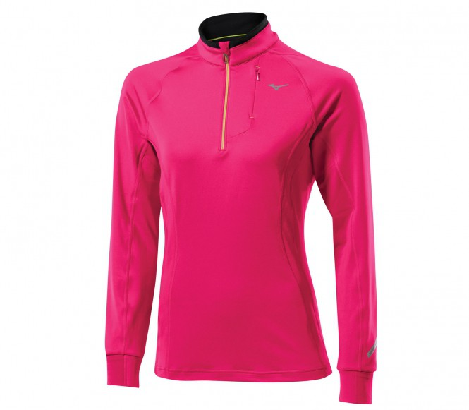 Mizuno Warmalite Top Dam Löpartröja (lila) XL