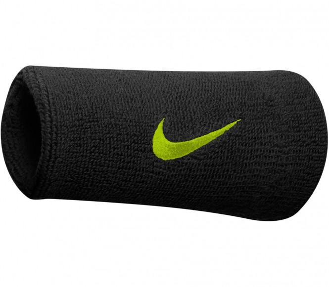 Nike - Tennis Premier Doublewide Wristbands (sc...