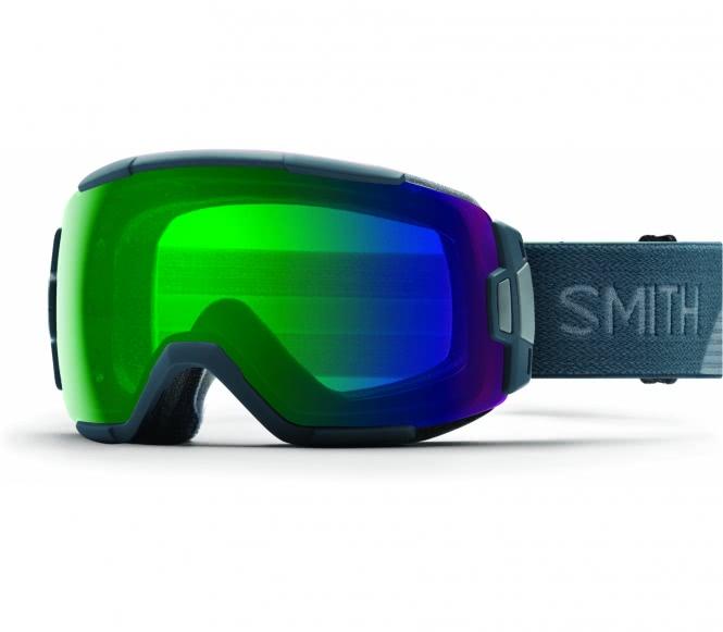 Smith - Vice Unisex Skibrille (grün/grau)