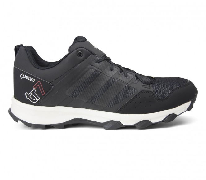 adidas Performance KANADIA 7 TR GTX Outdoorschoenen dark grey/core black/chalk white