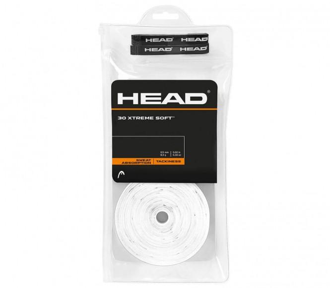 Head - XtremeSoft 30er Grip (weiß)