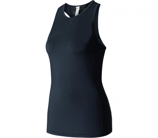 adidas Speed Tanktop, Zwart, XS, Female, Training