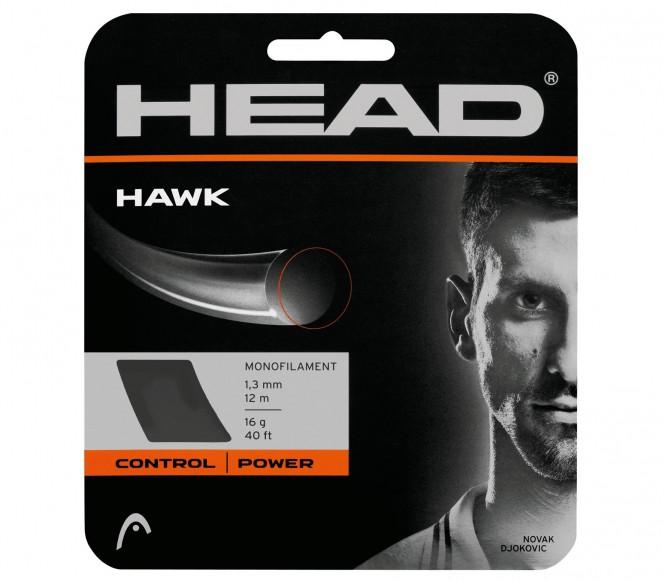 cordages de tennis - HEAD CORDAGE HAWK 17 1,30 MM 1,30 MM
