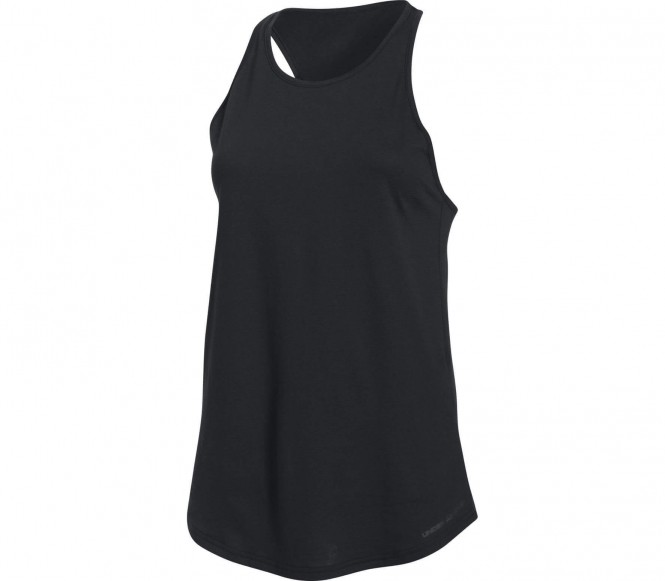 Under Armour - Charged Cotton Microodhread Keyhole Dames Trainingstop