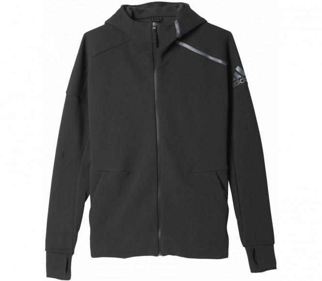 Z.N.E. Full-Zip Herren Trainingshoodie (schwarz) - XL