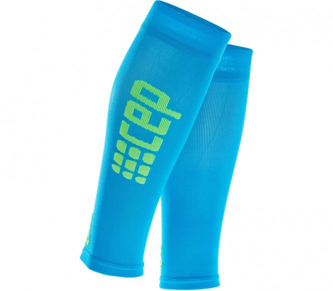 CEP - Ultralight Hommes Kompressionscalves (bleu/vert) - IV